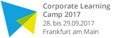 WebCampus beim Corporate Learning Camp 2017